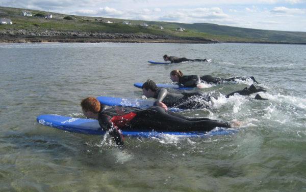 Adult Surf Lesson