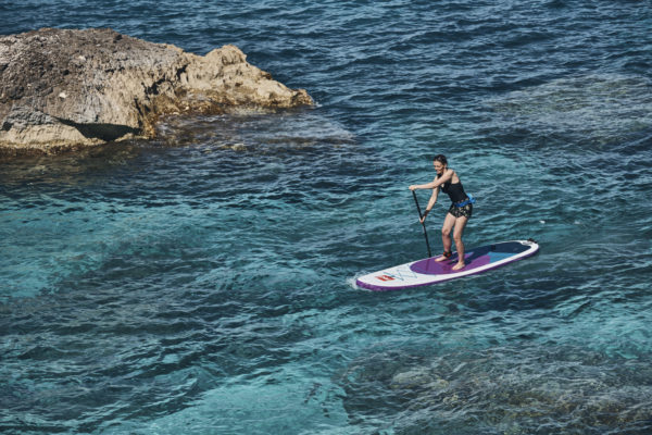 Stand Up Paddleboarding in Clare